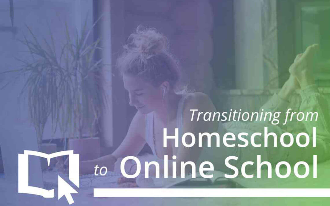 Transitioning from Home School to Online School