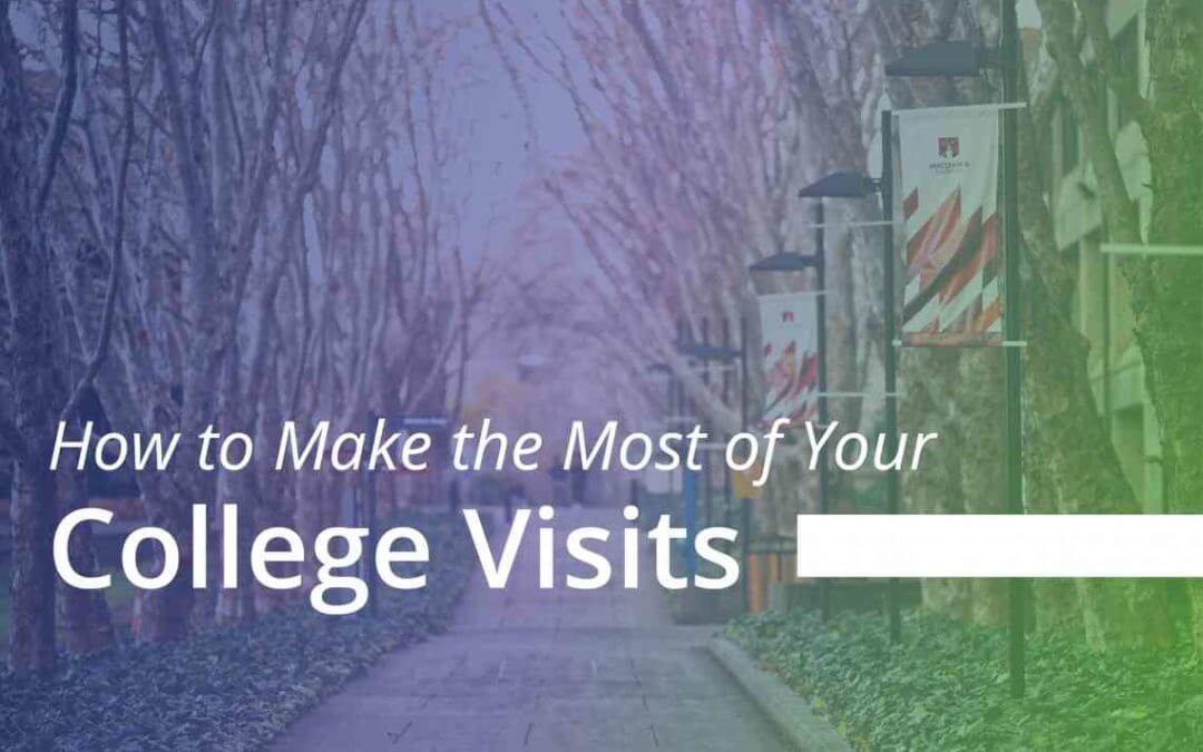 College visits 101